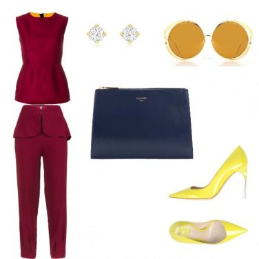 Outfit Armonia equilaterale donna