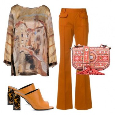 Outfit Etnico #2097