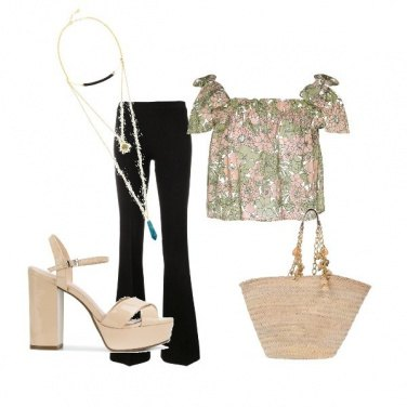 Outfit Pranzo all\'aperto