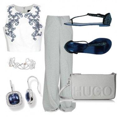 Outfit Serata glam