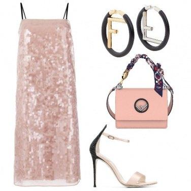 Outfit Il rosa fashion
