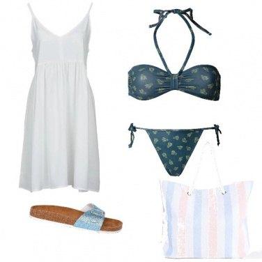 Outfit Domenica in spiaggia