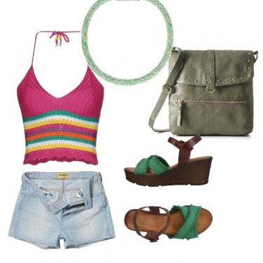 Outfit Etnico #2101