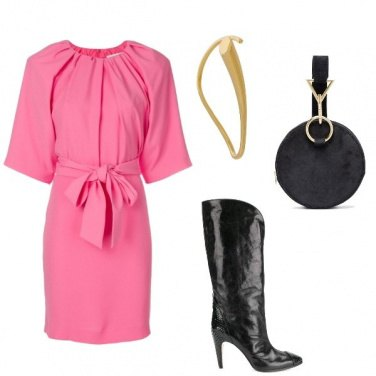 Outfit Il rosa trendy