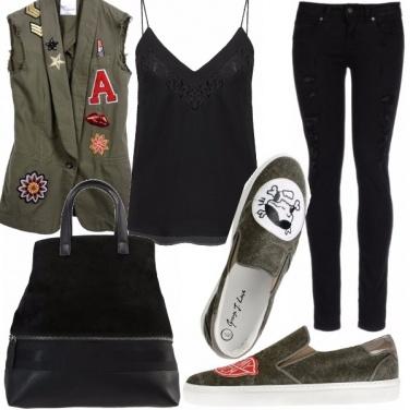 Outfit Fuori dall\'ordinario