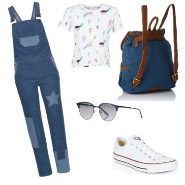 Outfit Too cool 4 school
