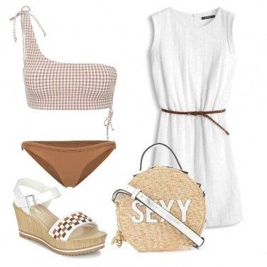 Outfit Domenica al mare