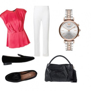 Outfit Total look Armani