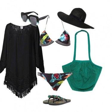 Outfit Portofino style