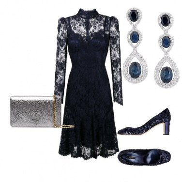 Outfit Chic #8925