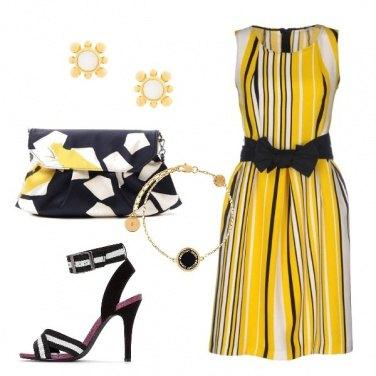 Outfit Splendido abbinamento