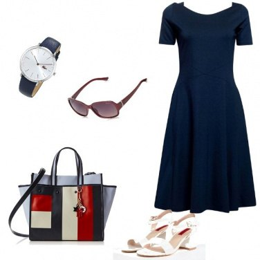 Outfit Bon Ton, in città
