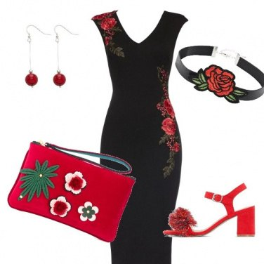 Outfit Rosa-rosae