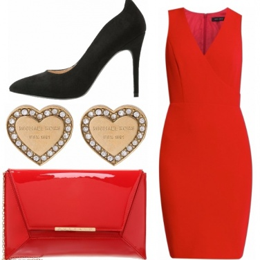 Outfit Red passion!