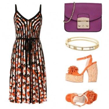 Outfit La zeppa estroversa