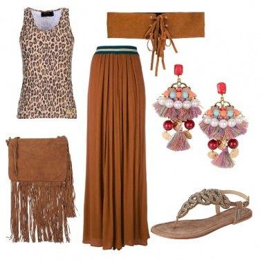 Outfit Etnico per l'estate
