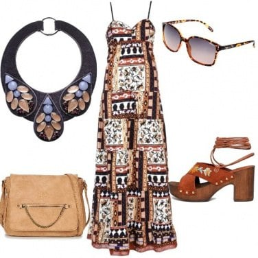 Outfit Etnico #2112