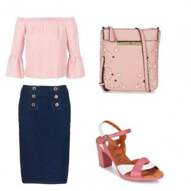 Outfit In ufficio o per un giro