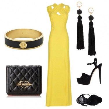 Outfit Matrimonio in lungo