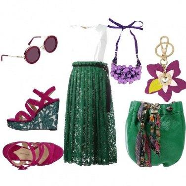 Outfit Bon Ton #6379