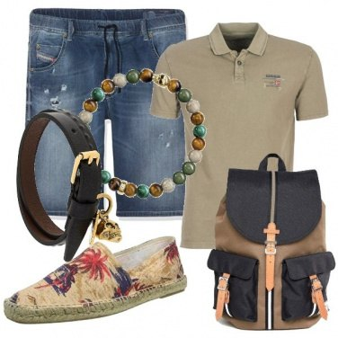 Outfit Casual #3206