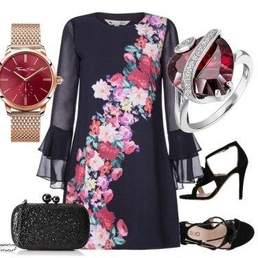 Outfit Cascata floreale
