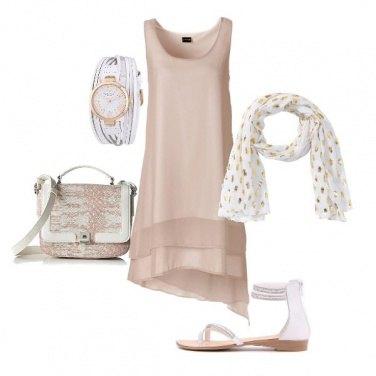 Outfit Tocchi dorati