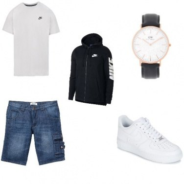 Outfit Casual Nike