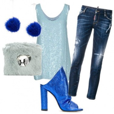 Outfit Trendy #13637