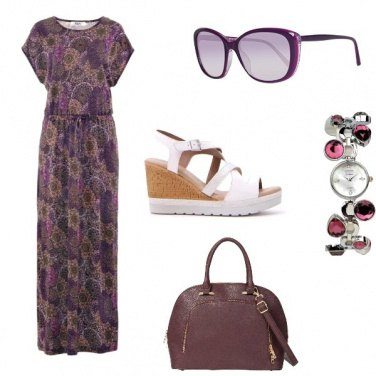 Outfit Ultra Violet Style!!!!!