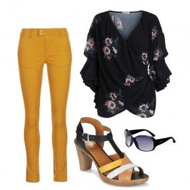 Outfit Chic ufficio