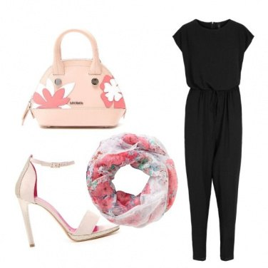 Outfit Sandalo glam