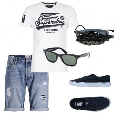 Outfit Casual #3214