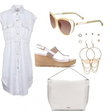 Outfit Bianco fashion