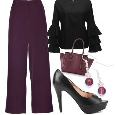 Outfit Viola passion