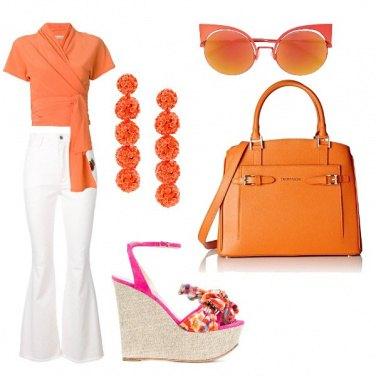 Outfit Zeppa e zampa