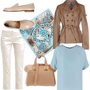 Outfit Al lavoro col fresco