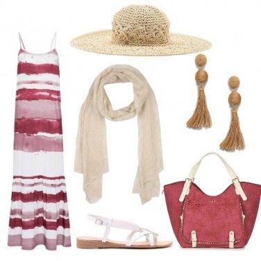 Outfit Passeggiata sul lungo mare
