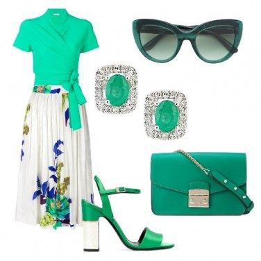 Outfit Bon ton anni 50