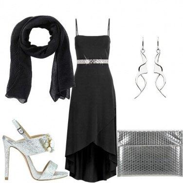 Outfit Cerimonia d\'argento