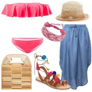Outfit Il bikini trendy dell\'estate
