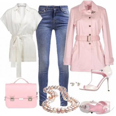 Outfit Voglia di rosa