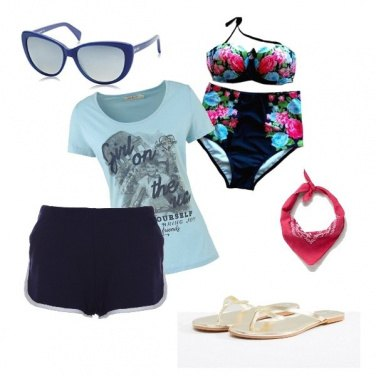 Outfit Basic #8869