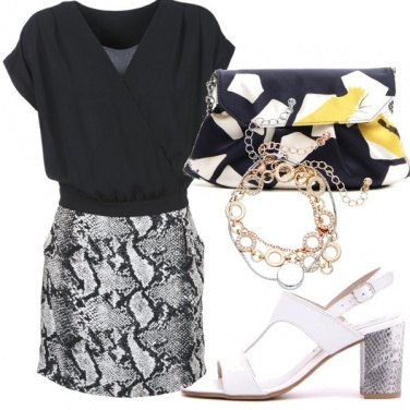 Outfit Chic #9048