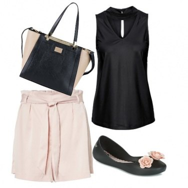 Outfit Rose.. Rosa