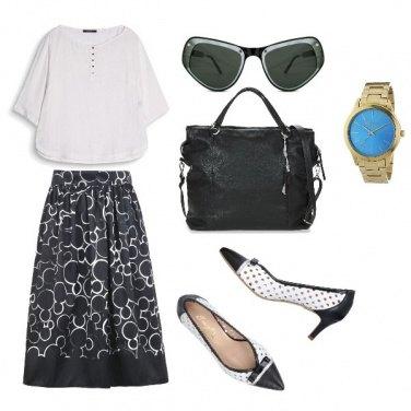 Outfit Basic, elegante per l\'ufficio