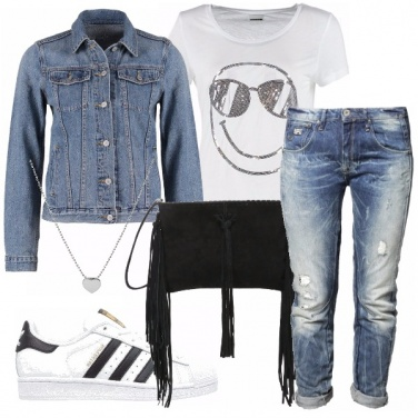 Outfit Amico jeans
