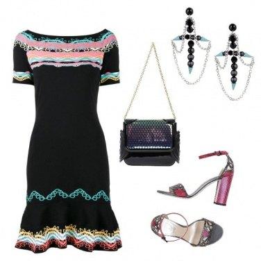Outfit Cena sul mare