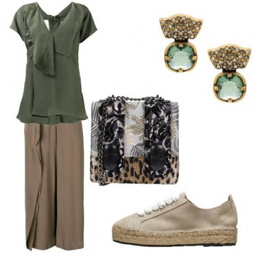 Outfit Lunghe passeggiate