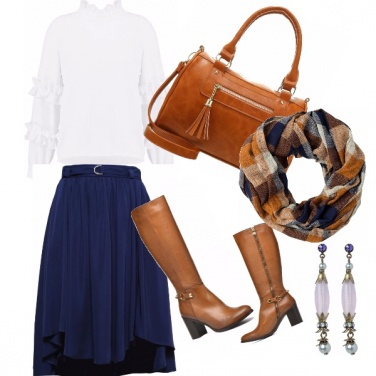 Outfit British style